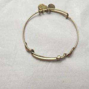 Alex and Ani Spiritual Armour Cross Bracelet
